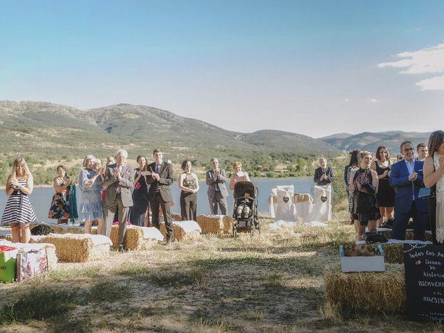 La boda de Juampe y Isabel en Pinilla Del Valle, Madrid 29