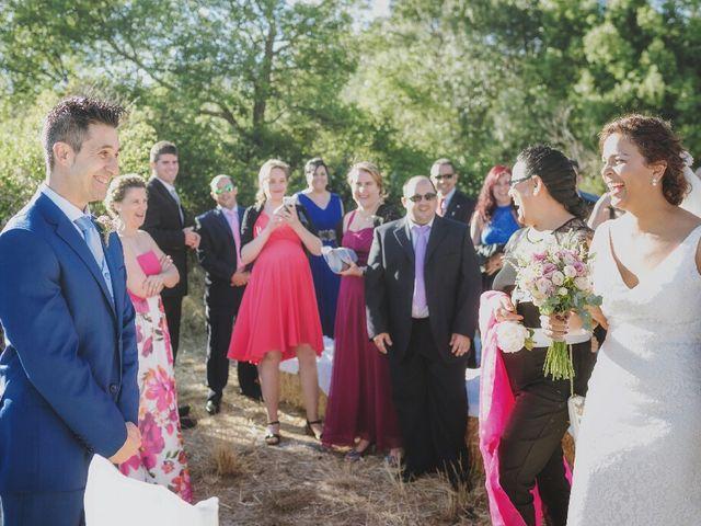 La boda de Juampe y Isabel en Pinilla Del Valle, Madrid 30