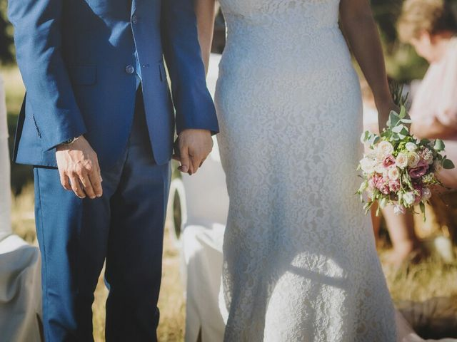 La boda de Juampe y Isabel en Pinilla Del Valle, Madrid 33