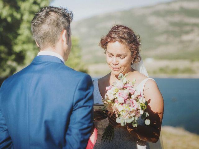 La boda de Juampe y Isabel en Pinilla Del Valle, Madrid 37