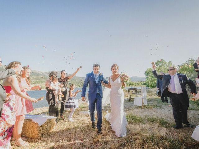 La boda de Juampe y Isabel en Pinilla Del Valle, Madrid 39