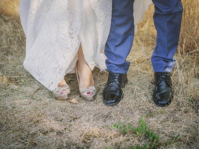 La boda de Juampe y Isabel en Pinilla Del Valle, Madrid 46