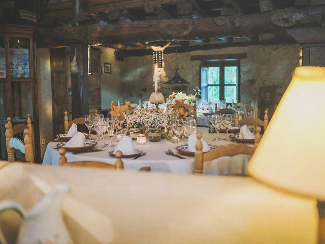 La boda de Juampe y Isabel en Pinilla Del Valle, Madrid 58