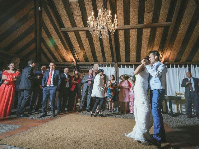 La boda de Juampe y Isabel en Pinilla Del Valle, Madrid 65
