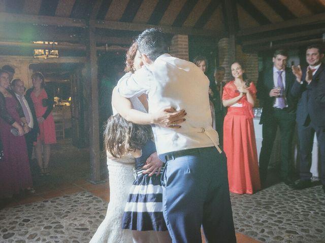 La boda de Juampe y Isabel en Pinilla Del Valle, Madrid 68