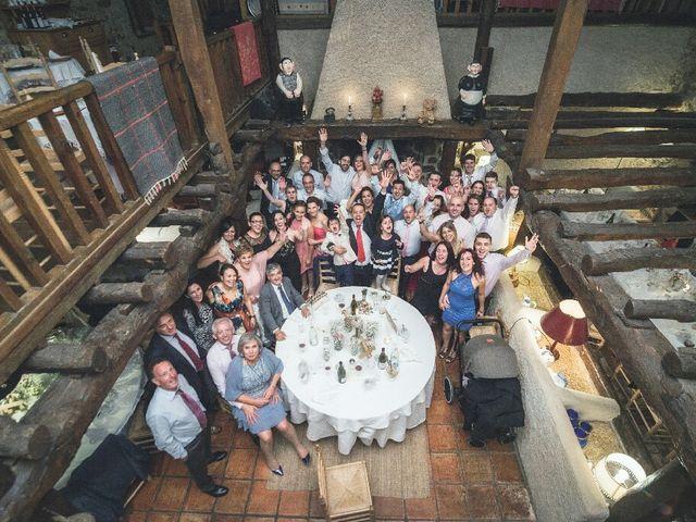 La boda de Juampe y Isabel en Pinilla Del Valle, Madrid 73