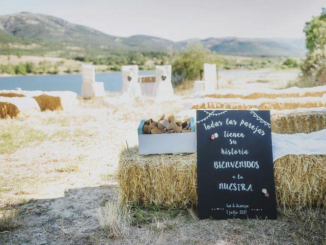 La boda de Juampe y Isabel en Pinilla Del Valle, Madrid 74