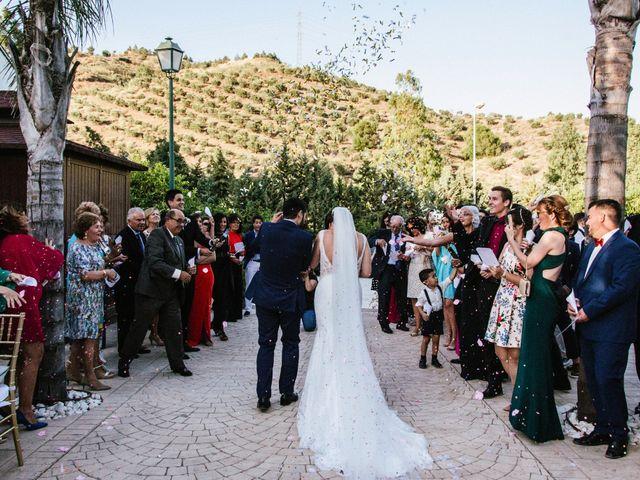 La boda de Javier y Yolanda en Málaga, Málaga 20