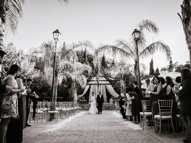 La boda de Javier y Yolanda en Málaga, Málaga 23