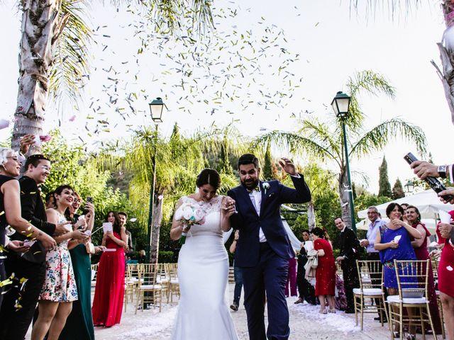 La boda de Javier y Yolanda en Málaga, Málaga 24
