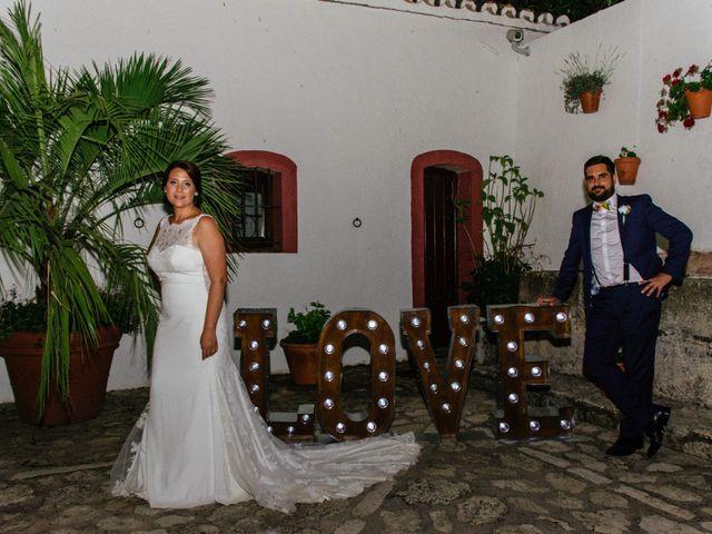 La boda de Javier y Yolanda en Málaga, Málaga 35