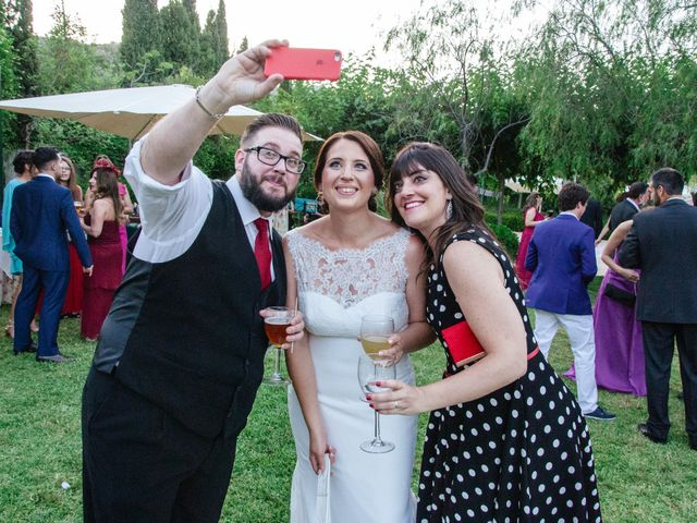 La boda de Javier y Yolanda en Málaga, Málaga 36