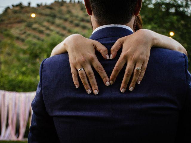 La boda de Javier y Yolanda en Málaga, Málaga 45
