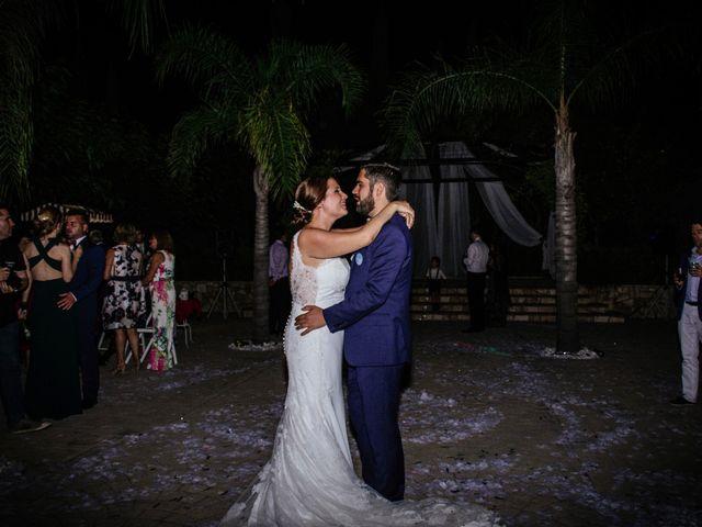 La boda de Javier y Yolanda en Málaga, Málaga 51