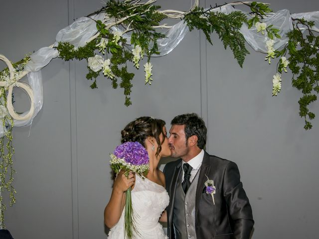 La boda de Issis y Javi