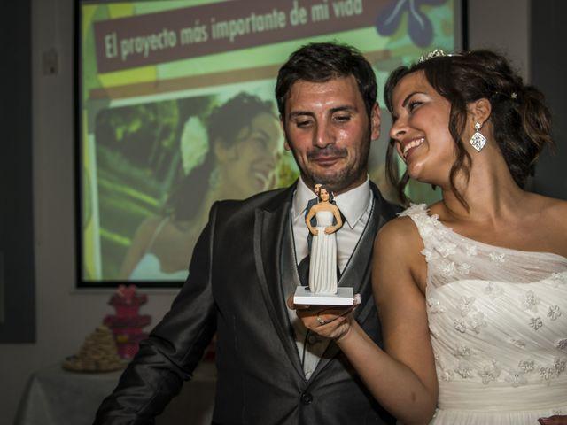 La boda de Javi y Issis en Torrent, Valencia 23