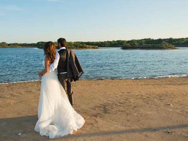 La boda de Javi y Issis en Torrent, Valencia 26