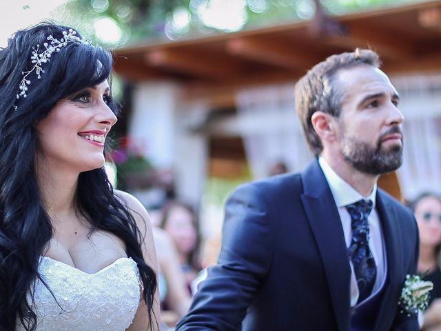 La boda de Aixa y Vicente
