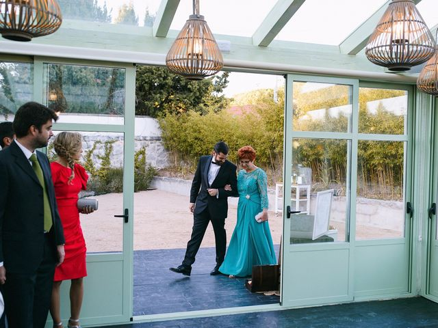La boda de Jordi y Beatriz en Torrelodones, Madrid 33