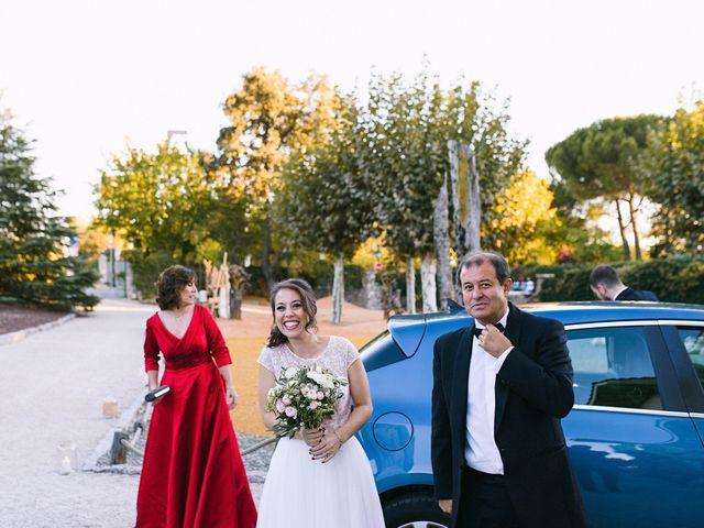 La boda de Jordi y Beatriz en Torrelodones, Madrid 37