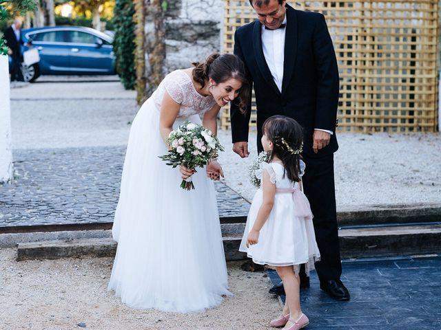 La boda de Jordi y Beatriz en Torrelodones, Madrid 38
