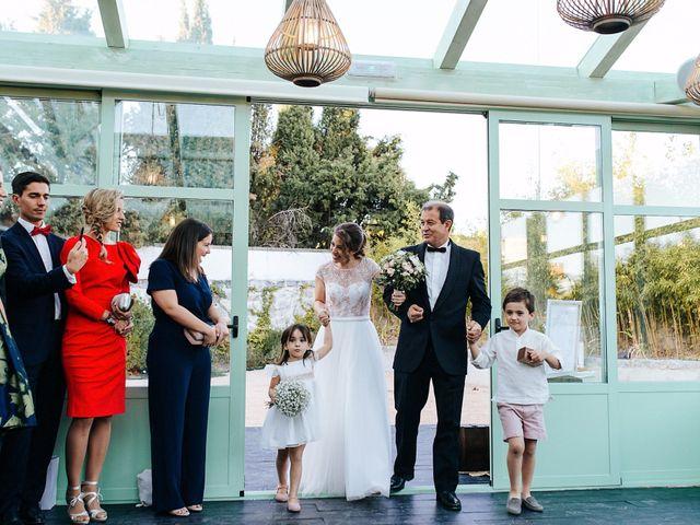 La boda de Jordi y Beatriz en Torrelodones, Madrid 40