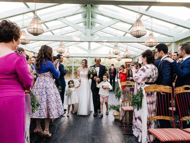 La boda de Jordi y Beatriz en Torrelodones, Madrid 41