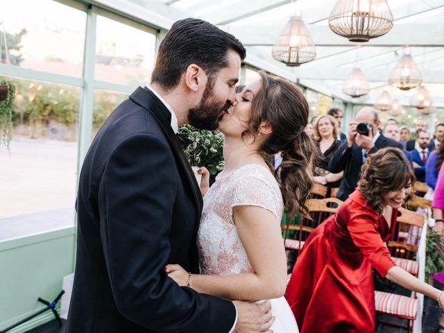 La boda de Jordi y Beatriz en Torrelodones, Madrid 42