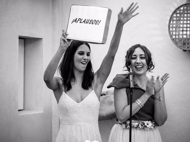La boda de Jordi y Beatriz en Torrelodones, Madrid 43