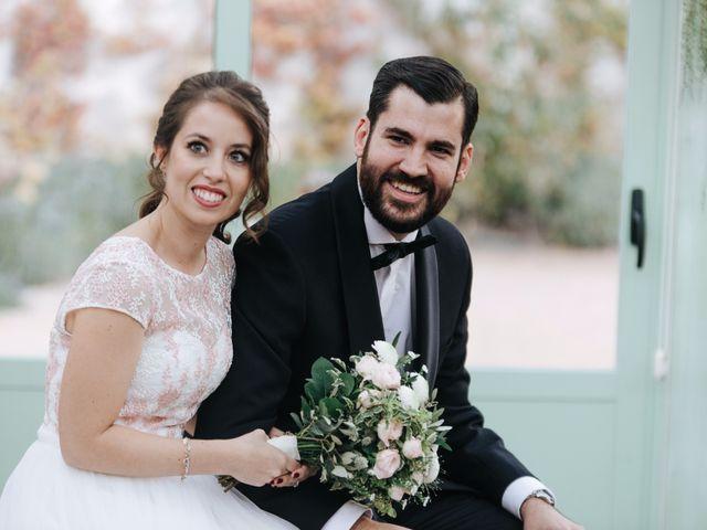 La boda de Jordi y Beatriz en Torrelodones, Madrid 44