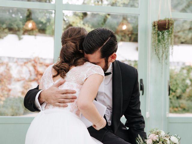 La boda de Jordi y Beatriz en Torrelodones, Madrid 50