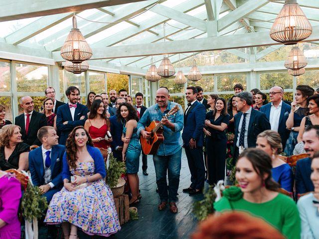 La boda de Jordi y Beatriz en Torrelodones, Madrid 52