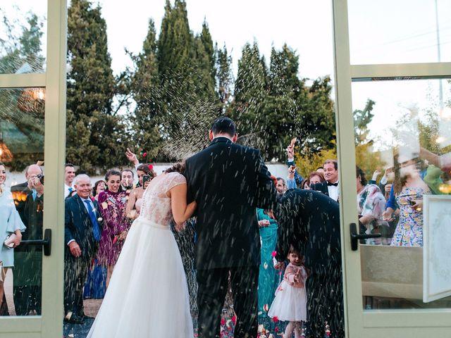 La boda de Jordi y Beatriz en Torrelodones, Madrid 58