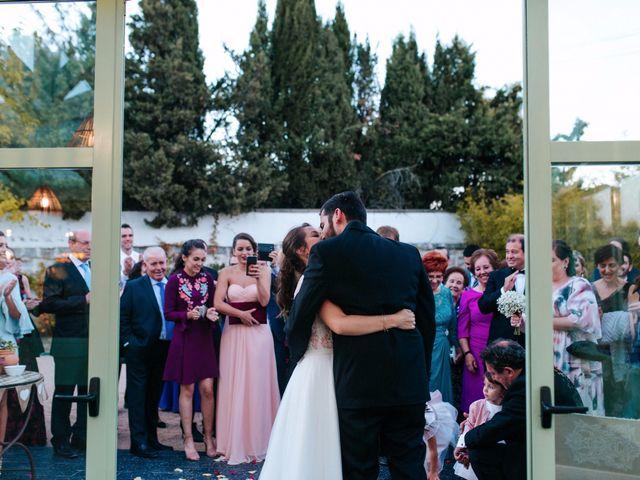 La boda de Jordi y Beatriz en Torrelodones, Madrid 60