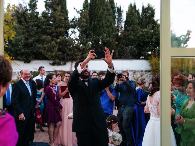 La boda de Jordi y Beatriz en Torrelodones, Madrid 61