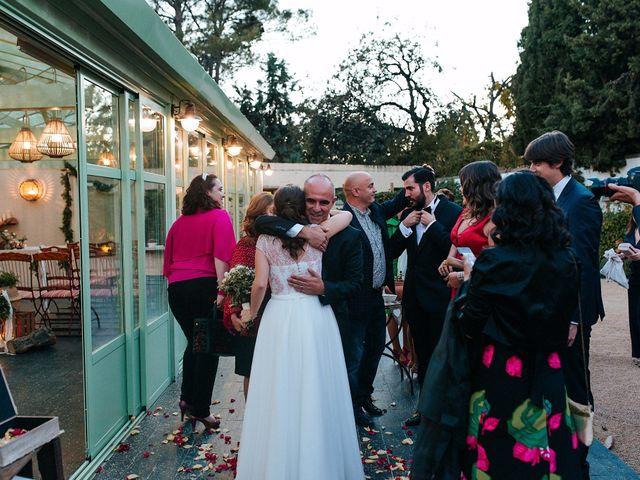 La boda de Jordi y Beatriz en Torrelodones, Madrid 62