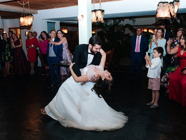 La boda de Jordi y Beatriz en Torrelodones, Madrid 90