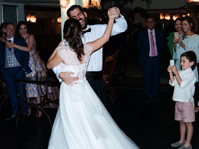 La boda de Jordi y Beatriz en Torrelodones, Madrid 93