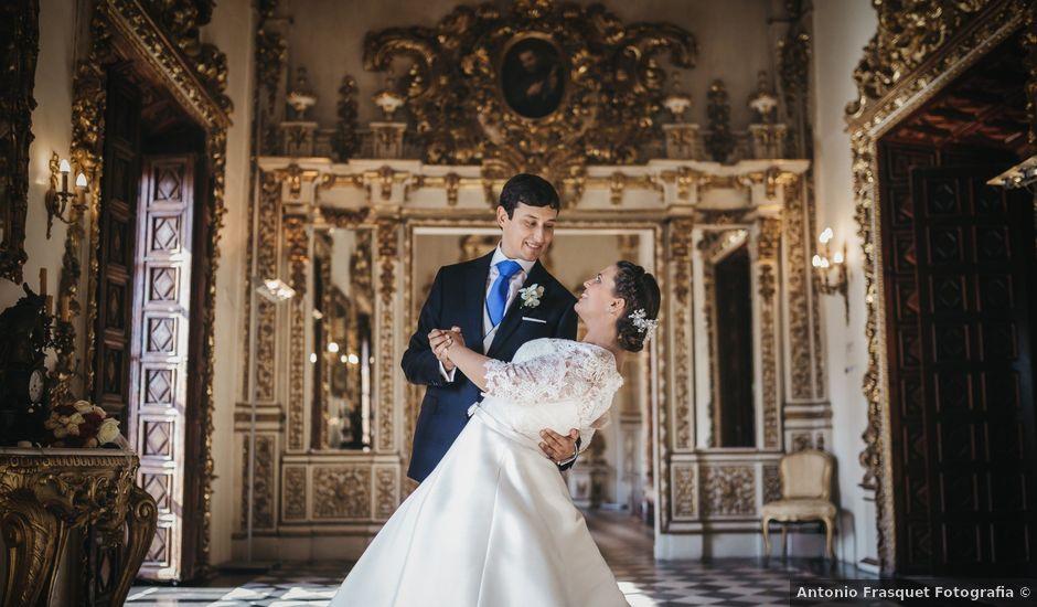 La boda de Jose y Ana en Gandia, Valencia