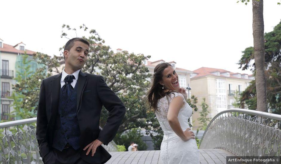 La boda de Roberto y Raquel en Soto Iruz, Cantabria