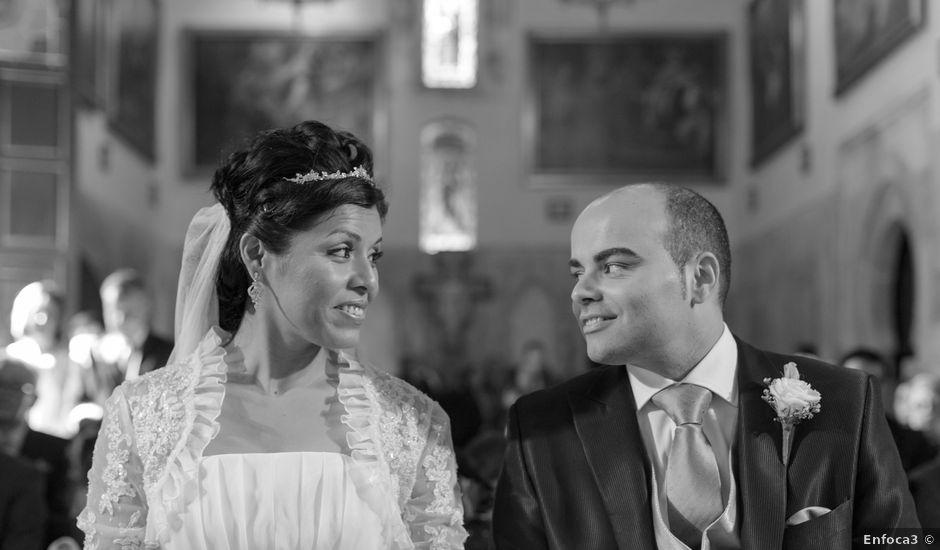 La boda de José Ramón y Marleni en La Rabida, Huelva