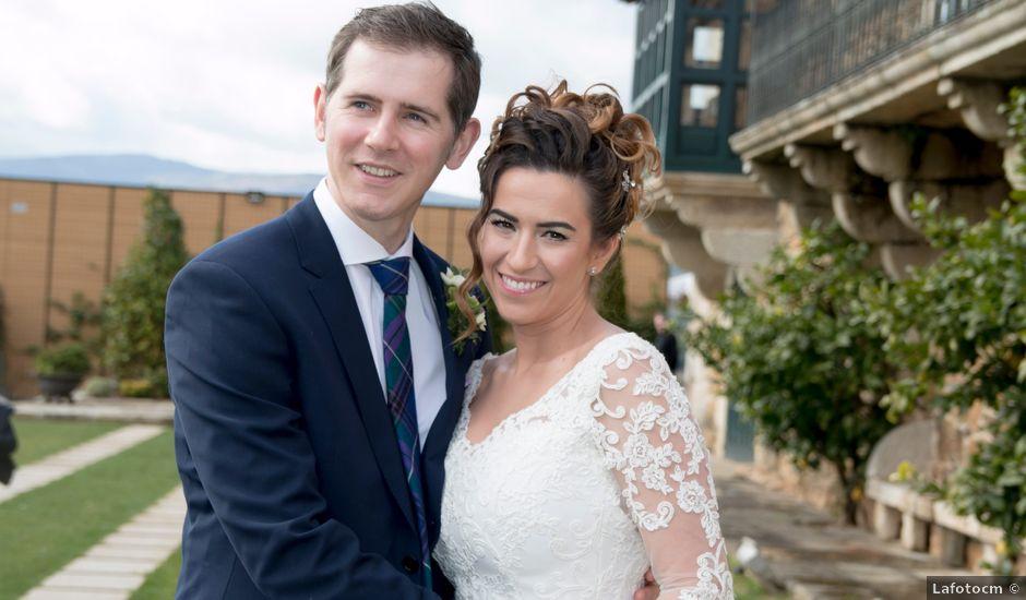 La boda de Ewan y Olalla en Ribadavia, Orense