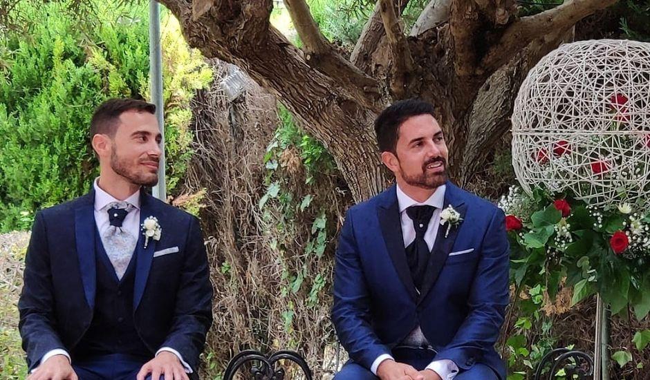 La boda de Fran y Santi en El Puig, Valencia