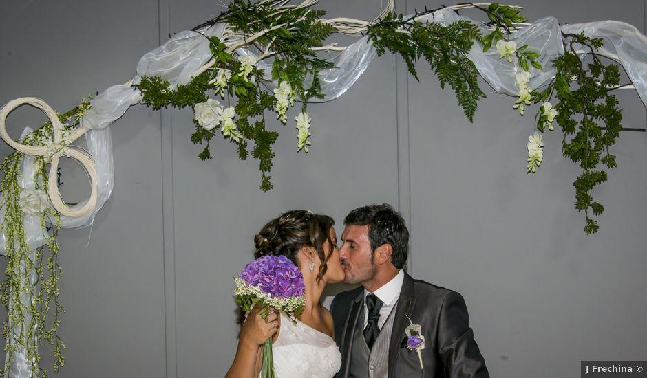 La boda de Javi y Issis en Torrent, Valencia