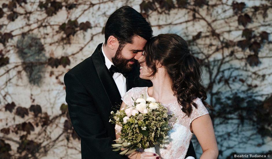 La boda de Jordi y Beatriz en Torrelodones, Madrid