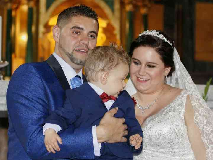 La boda de Lucia y Jose