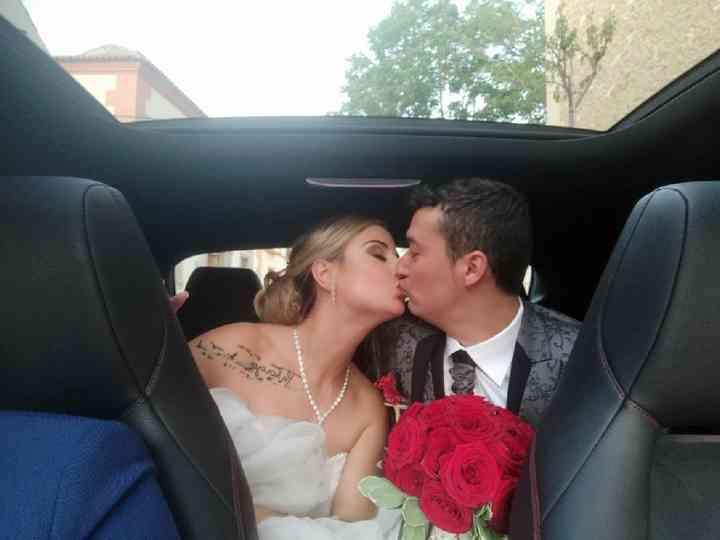 La boda de Maruxi y Terron
