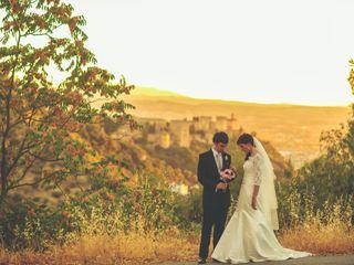 La boda de Maja y José Alberto