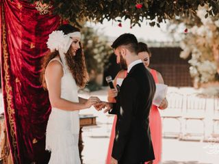 La boda de Gloria y Jersán 1