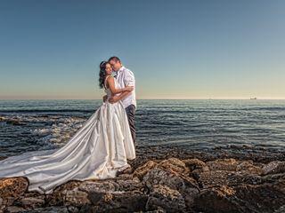 La boda de Verónica y Victor